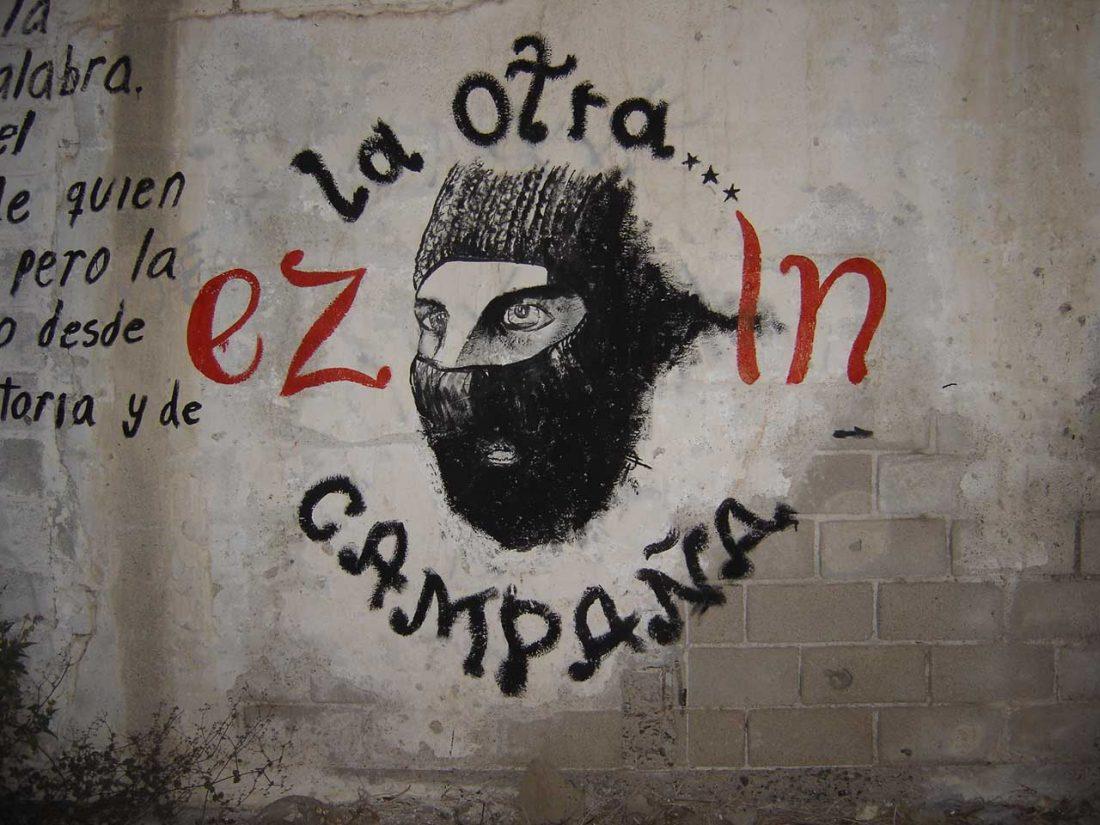 CGT celebra los 26 años de lucha del EZLN