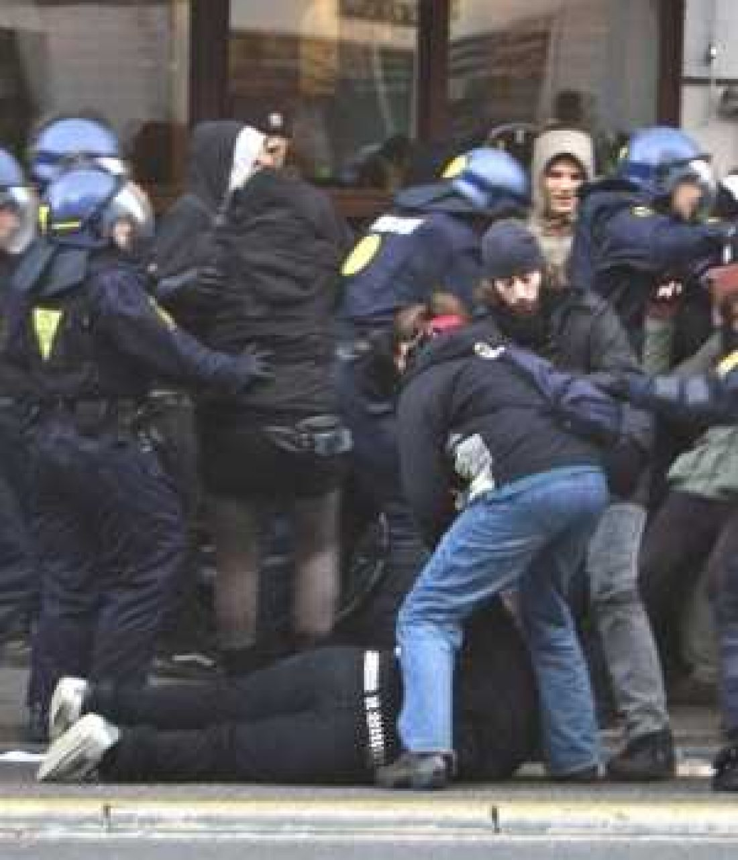 Solidaridad con l@s detenid@s en Copenhague