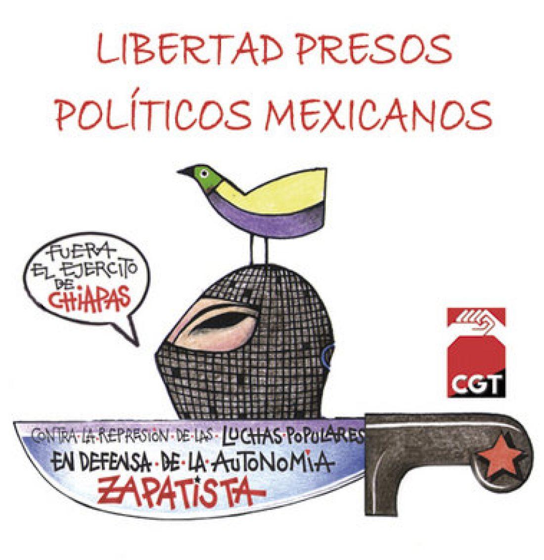CGT se declara en ALERTA por las acciones paramilitares en Chiapas
