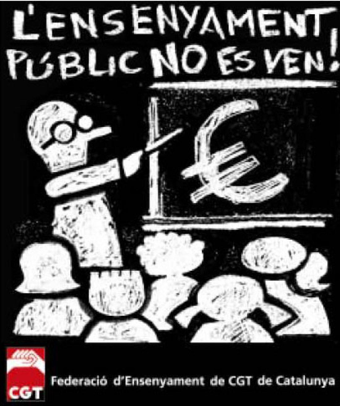17 de Marzo: Huelga de la enseñanza pública en Catalunya