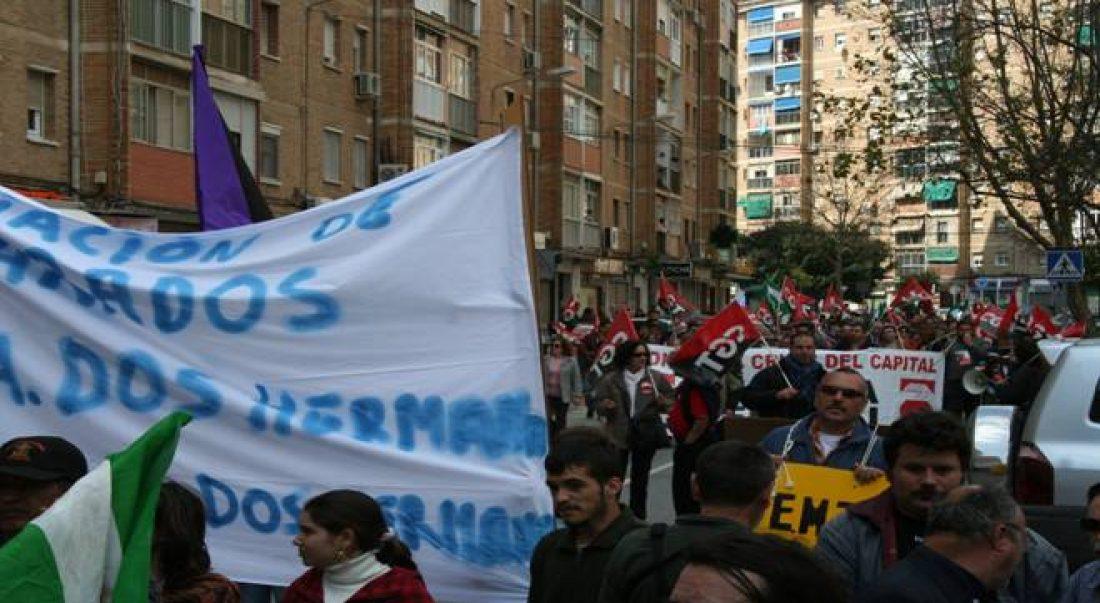 CGT recibirá en Málaga a los ministros de la Europa del capital como se merecen…