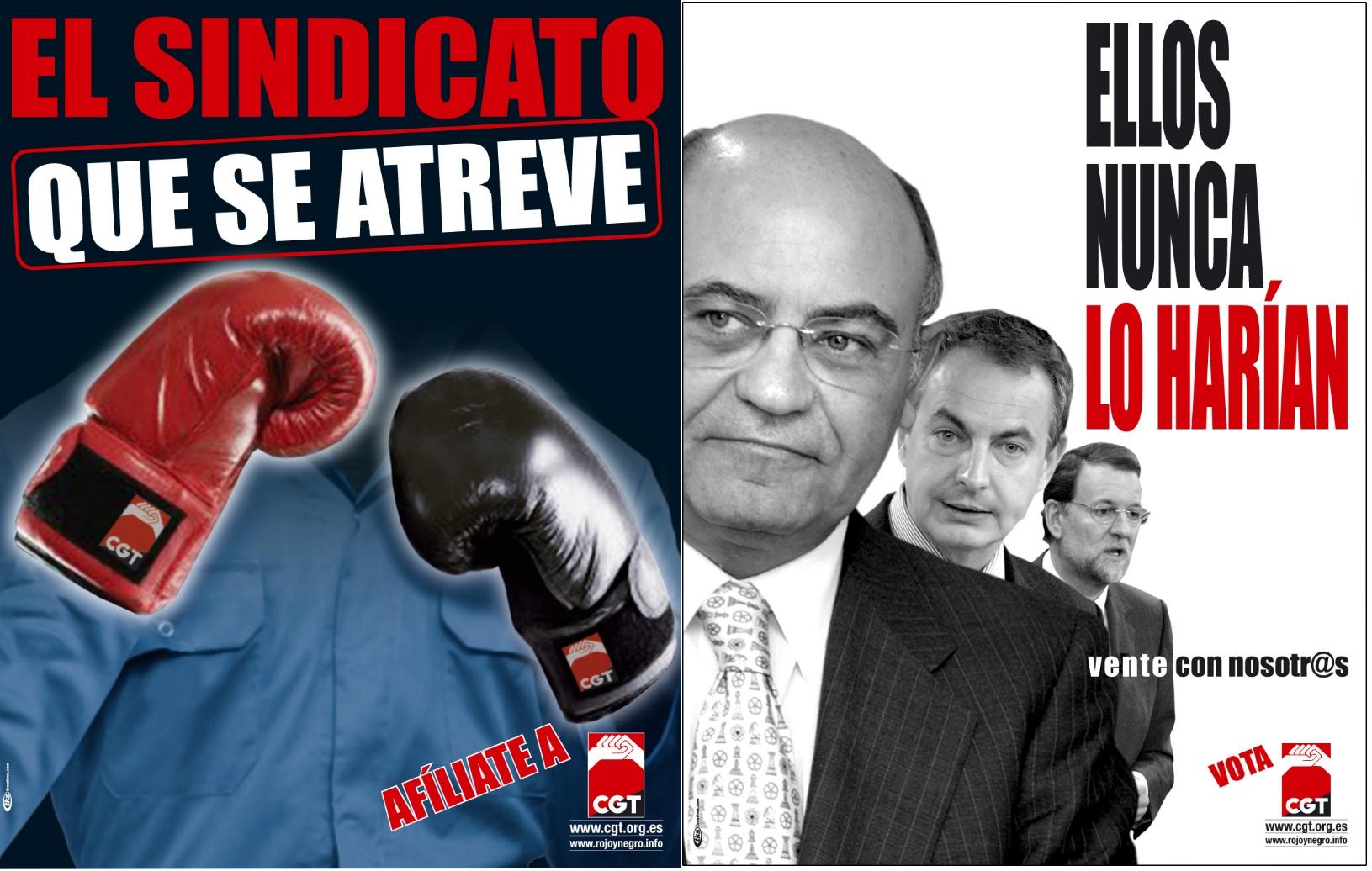 Campaña CGT Expansión y Elecciones Sindicales
