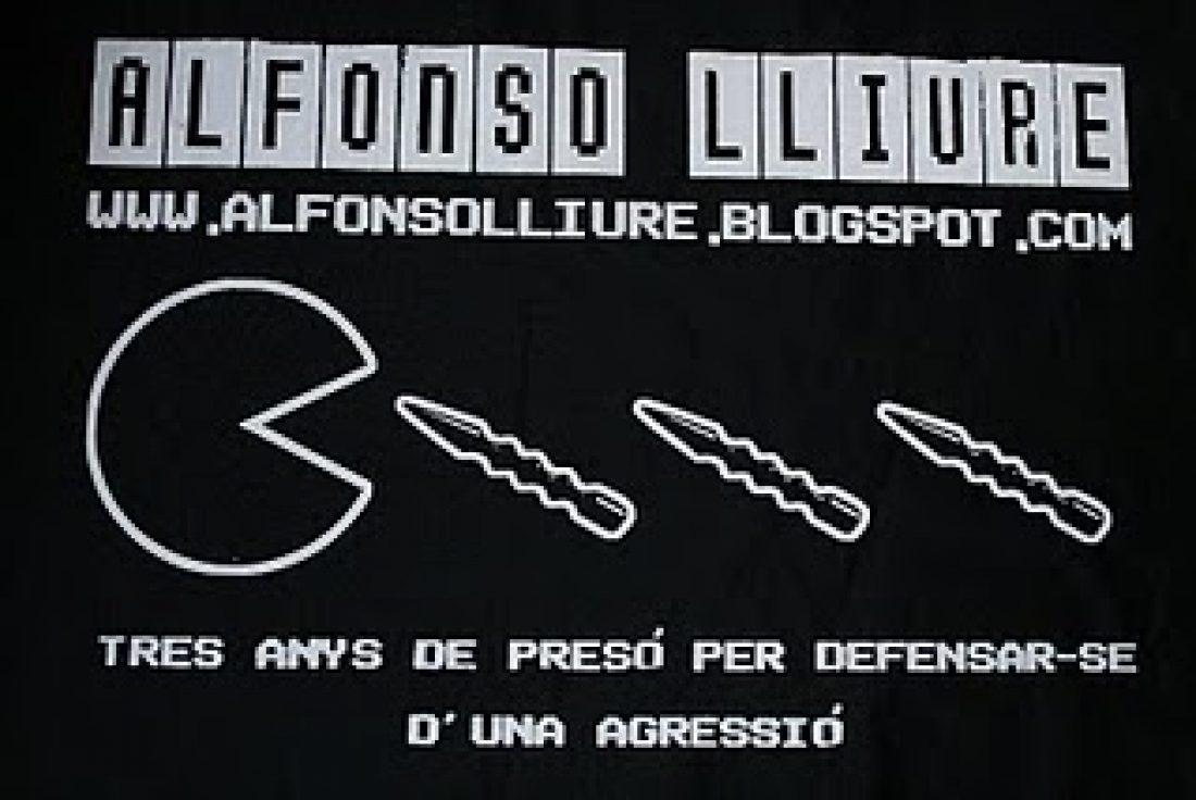 Alfonso, activista social y militante de CGT, ha ingresado en prisión