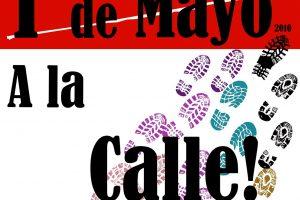 Convocatorias de CGT para 1º de Mayo de 2010
