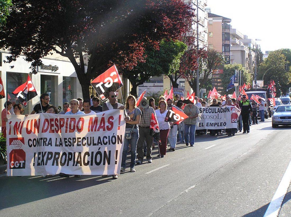 Marchas a Madrid: Marcha en Marbella (3/5/10)