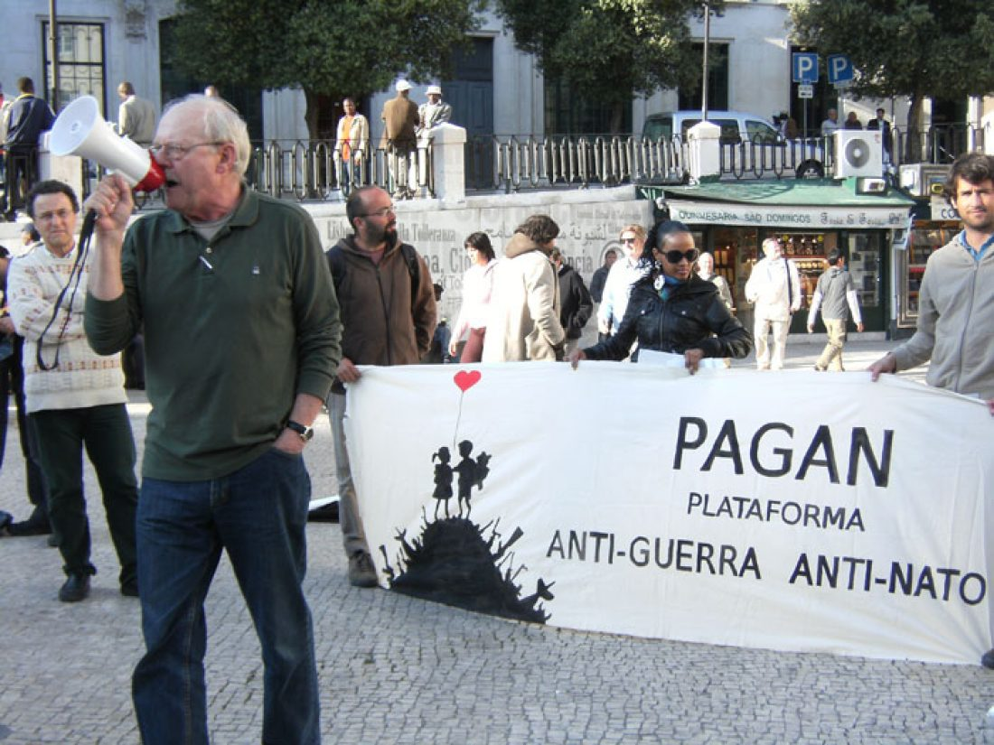 Comienza en Lisboa la marcha Contra la Europa del Capital