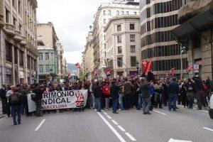 Barcelona, 13 de Mayo: 2ª Concentración en Defensa del Patrimonio de CGT