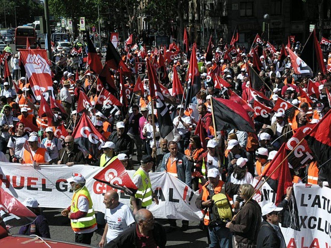 Noticias y Galerías de imágenes Marchas y Manifestación 16 de Mayo (Madrid)