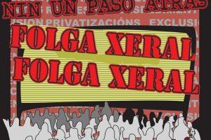 Vigo, 27 mayo: Manifestación por la huelga general