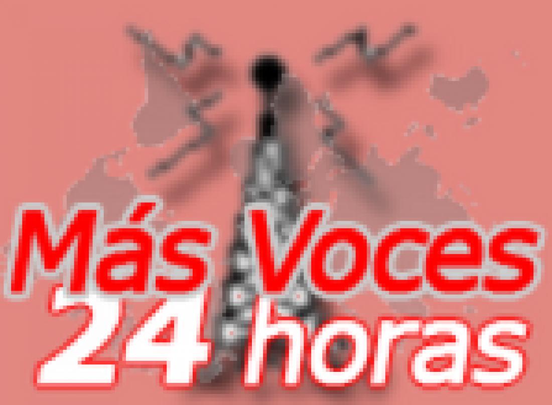 Entrevista al secretario general de la CGT en «Más Voces»