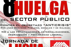 Comunicado del Secretariado Permanente de la CGT: «Para CGT, la Huelga General es la respuesta necesaria»