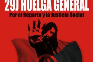 Euskal Herria: CGT-LKN convoca Huelga General el 29 de Junio. Ekainak 29, Greba Orokorra!