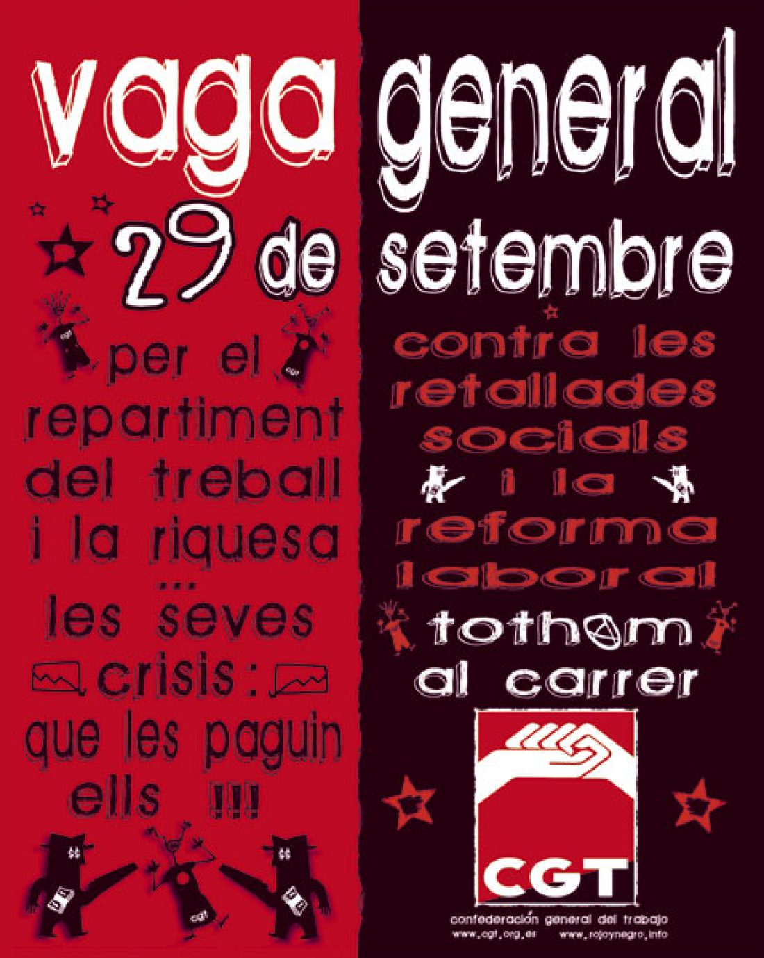Barcelona, 7 de Septiembre: Conferencia de Delegad@s