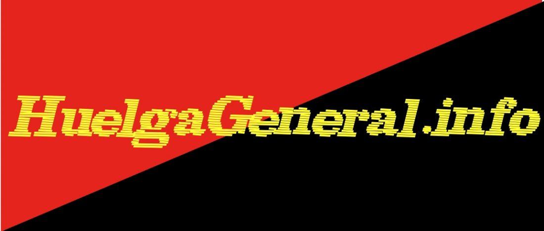 «HuelgaGeneral.info»: El portal de CGT para la Huelga General del 29-S