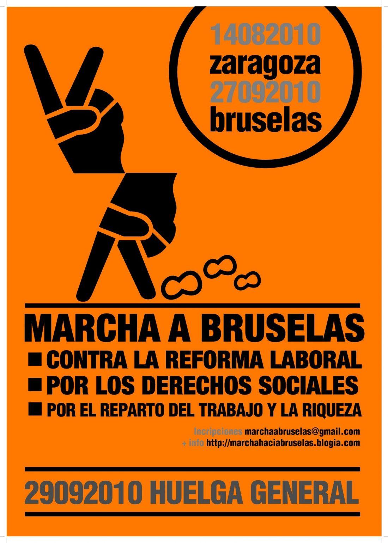 20ª Etapa Marcha a Bruselas: Brive-la-Gaillarde – Vigeois. ¿Dónde van las ayudas en momentos de crisis?