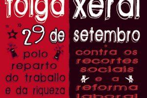 Vigo, 15, 22 y 29: Acciones y movilizaciones por la Huelga General