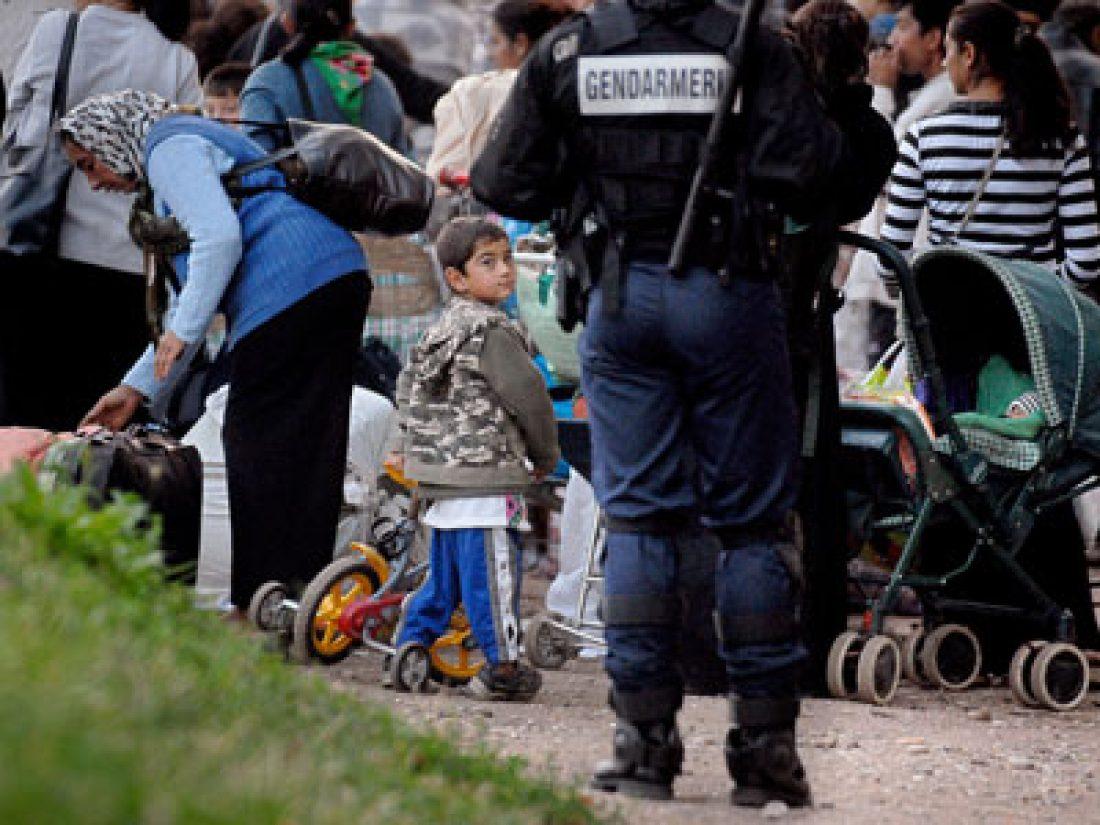 CGT ante la expulsión de las gitanas y gitanos rumanos en Francia