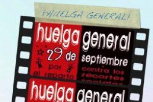Video promocional de la CGT de la Huelga General: 29-S Tod@s a la calle!!