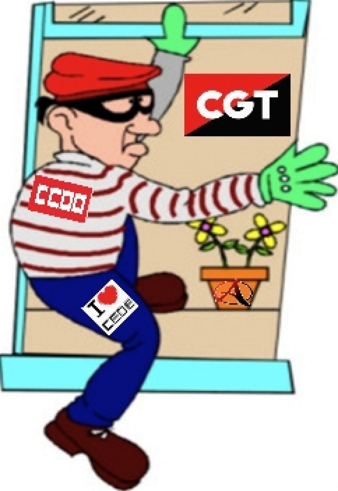 A CCOO le regalan todo el edificio sindical de Vía Laietana, en Barcelona