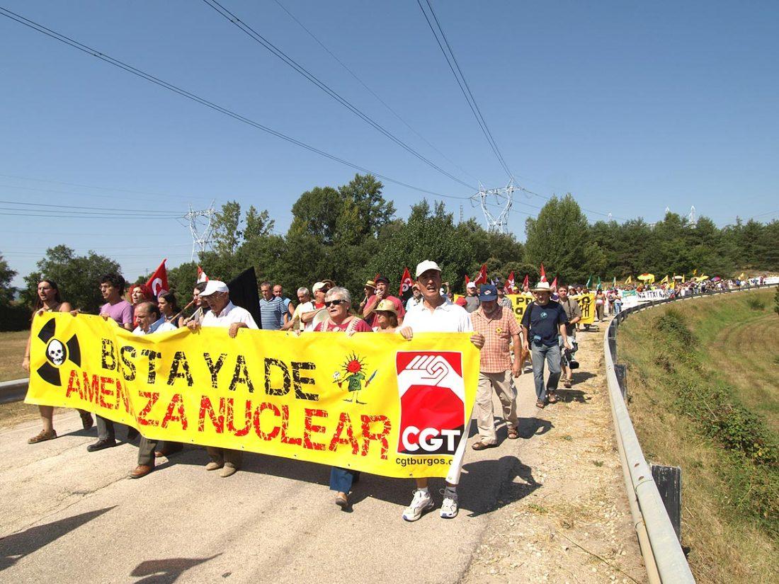 CGT rechaza la negociación sobre las centrales nucleares en el marco de la Reforma de las pensiones