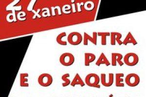Galicia: Crónicas de la jornada de Huelga General