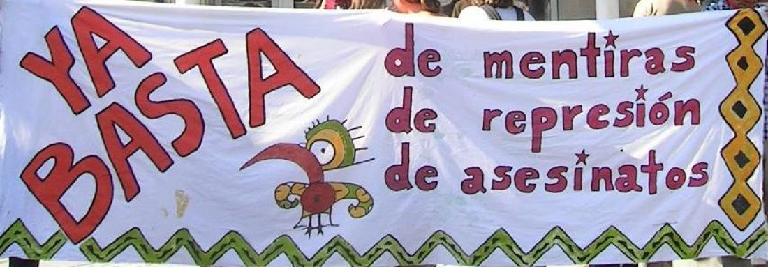 CGT denuncia las detenciones de 10 campesinos de Bachajón y la agresión en Mitzitón