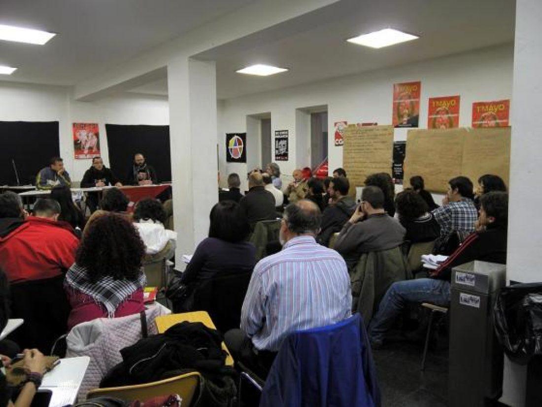 Unas «Jornadas Alternativas» fructíferas y participativas (Madrid, 18 y 19 de febrero)