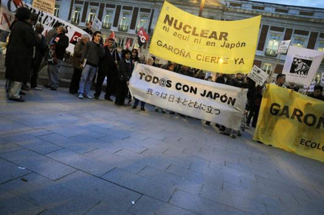 Comunicado: Se realizan concentraciones contra la energía nuclear en más de 20 ciudades del estado