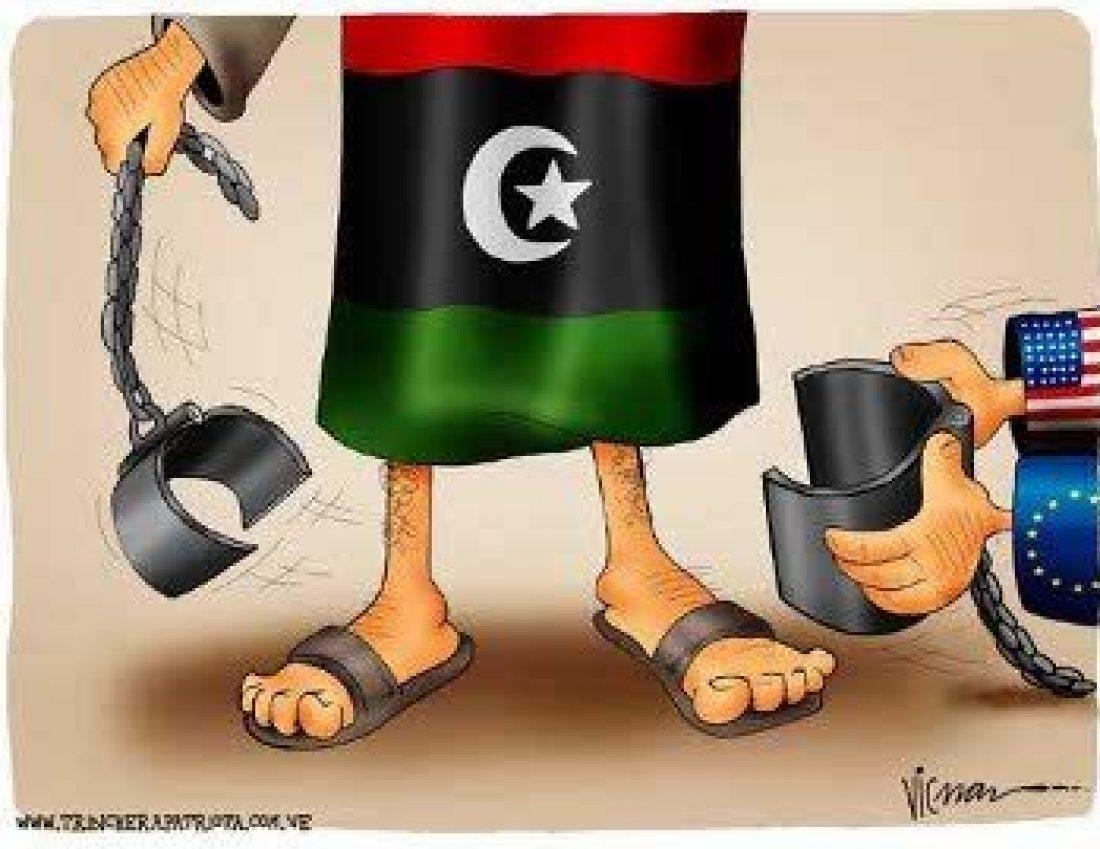 CGT a favor de una solución antimilitarista en el conflicto de Libia, y en contra de la participación española en la intervención militar