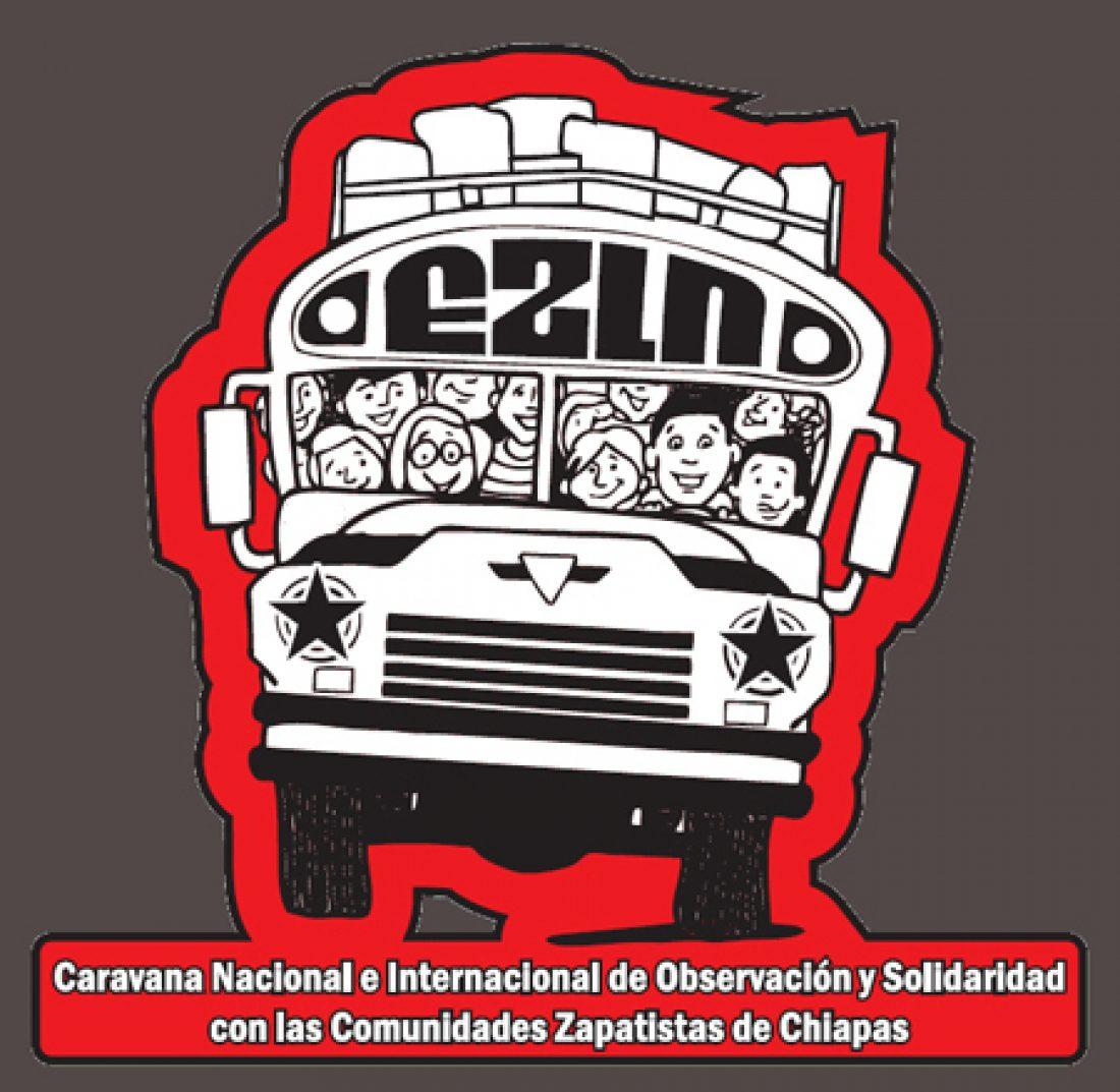 Caravana y Brigada de Observación y Solidaridad a Comunidades Zapatistas