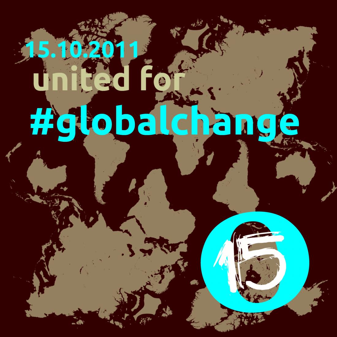 Comunicado: La CGT apoya y llama a la participación en la movilización internacional del 15 de Octubre