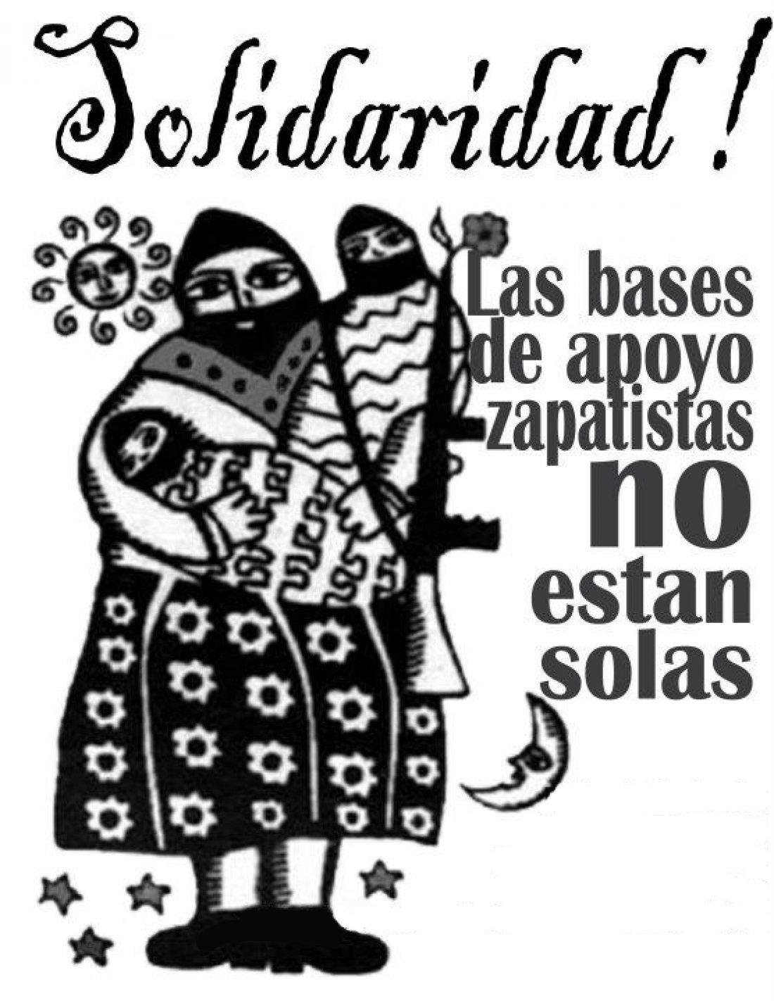 Acción Urgente de Solidaridad Internacional por agresiones y detenciones de Bases de Apoyo Zapatistas