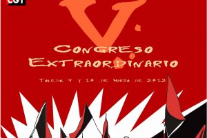 CGT convoca Congreso Extraordinario para debatir la próxima Huelga General