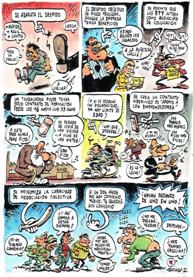 Cómic «Lo que la Reforma esconde» - Imagen-2