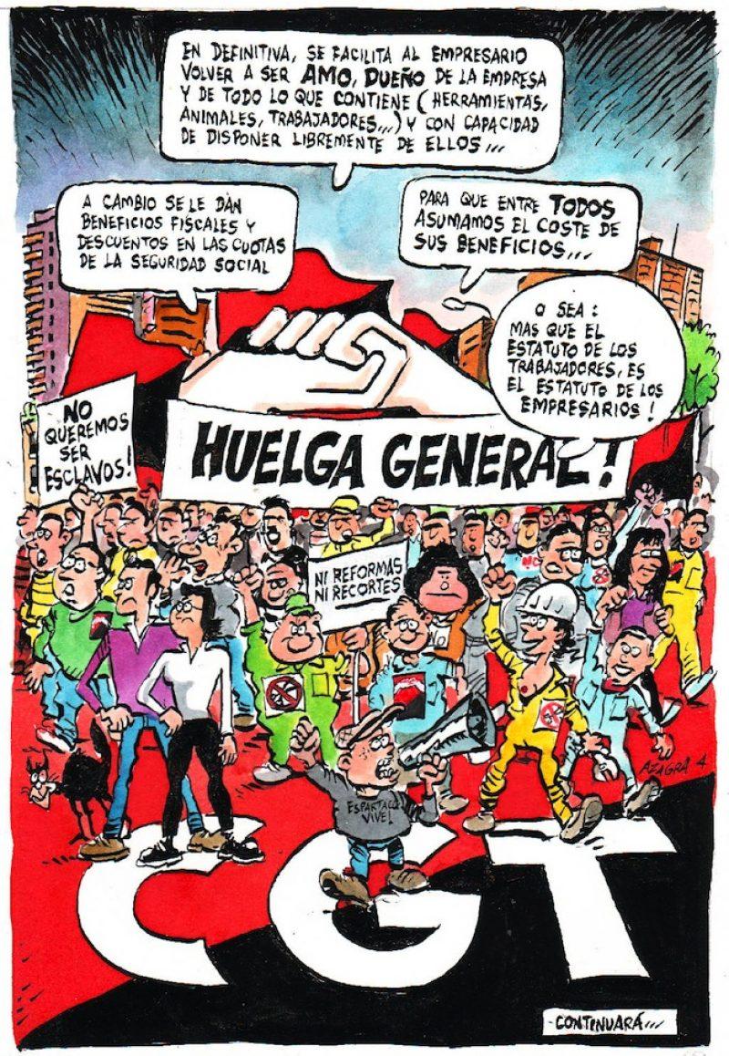 Cómic «Lo que la Reforma esconde» - Imagen-8