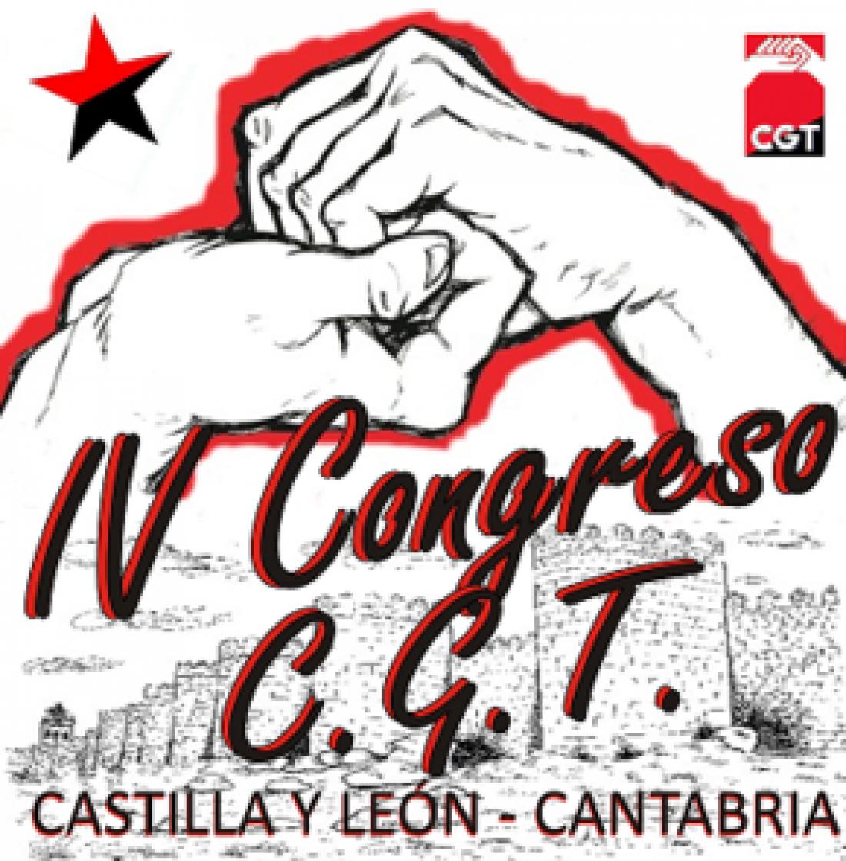 Ávila acoge, por primera vez, el Congreso territorial de CGT Castilla, León y Cantabria en su cuarta edición