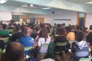 Jornadas de Pedagogía Libertaria en Granada