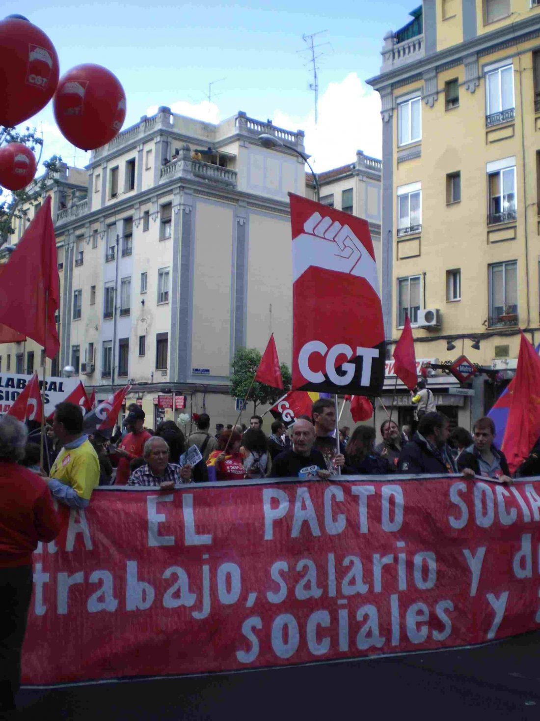 CGT convoca huelga en EMMSA (Málaga)