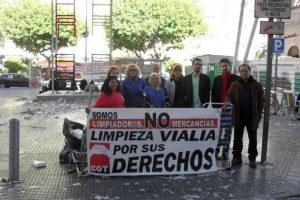La Huelga de Vialia se gana!!