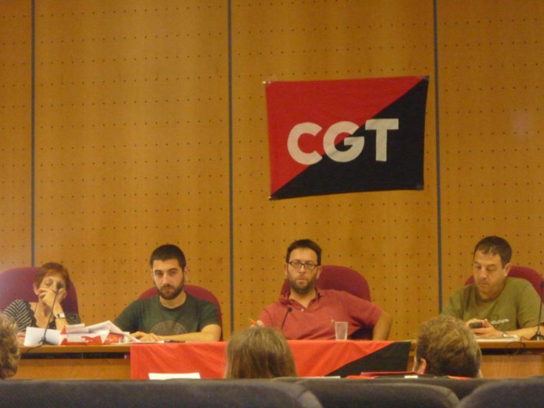 Celebrado en Castellón el Pleno Ordinario de CGT-País Valenciano y Murcia