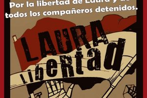 Los sindicatos catalanes reclaman el cese de la represión y la libertad de los detenidos