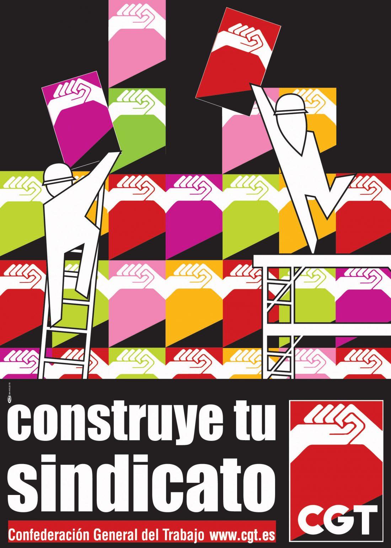 Trtunfo de CGT en las elecciones de HP Consultoría y Aplicaciones Zaragoza.