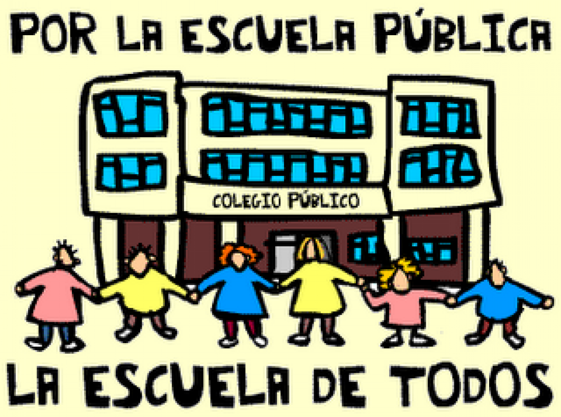 Andalucía: el 10 de mayo actúa en defensa de la enseñanza pública