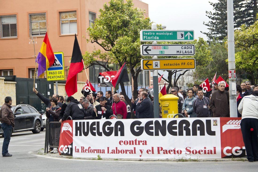 CGT anuncia la convocatoria de una Huelga General para el próximo otoño