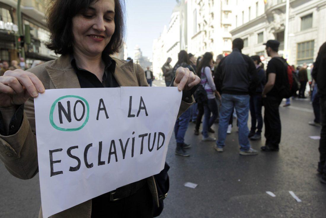 Comienza la huelga indefinida en el servicio de limpieza del ambulatorio de San José Obrero
