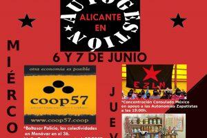 1ª Jornadas Alicante en Autogestión