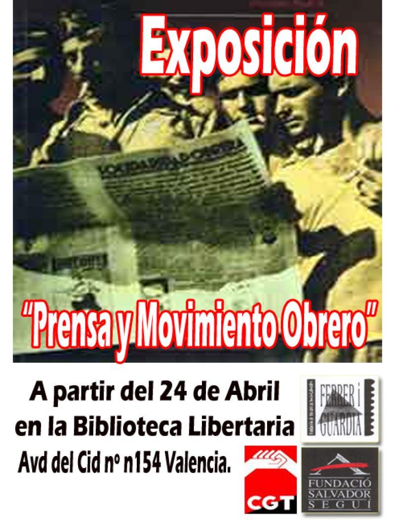 Cartel Jornadas 1 Mayo 2008 CGT (València) - Imagen-2