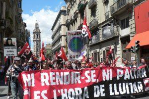 Barcelona. Concentración lunes 11 de junio a las 9:30 horas en la Ciudad de la Justicia