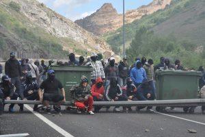 CGT – Aragón y La Rioja respaldan la lucha de la minería