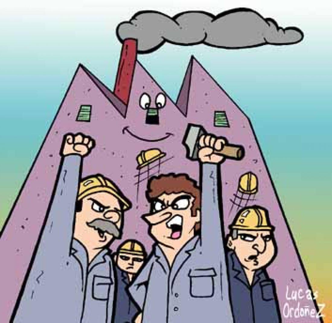 La represión sindical en estado puro en CATSA (Grupo PRISA)